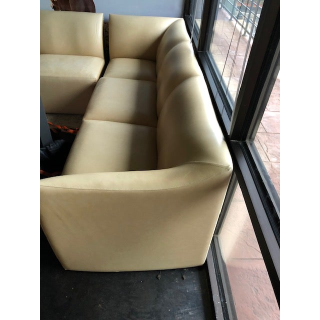Mid-Century Modern Dakota Jackson Iko Modern Comfort Sectional For Sale - Image 3 of 7