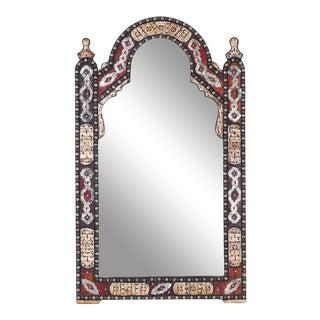Large Antique Turkish Mirror For Sale
