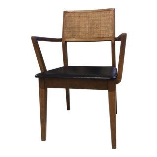 1980s Vintage J.B. Van Sciver Co. Accent Chair For Sale