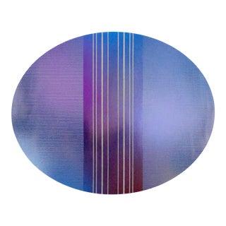 """Mångata"" Contemporary Minimalist Mixed-Media Painting For Sale"