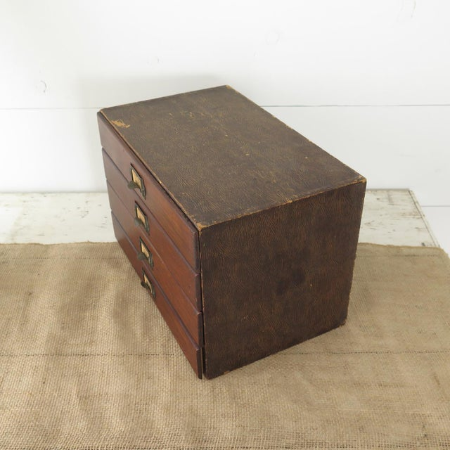 Vintage File Box - Image 8 of 10