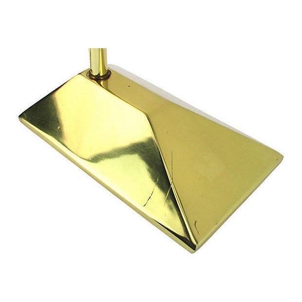 Stiffel Brass Executive Desk Lamp - Image 5 of 5