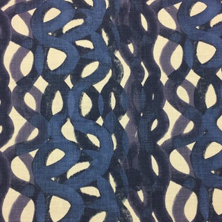 "Christopher Farr Cloth ""Fathom"" Fabric For Sale"
