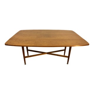 Drexel Declaration Drop Leaf Sofa Table / Dining Table For Sale