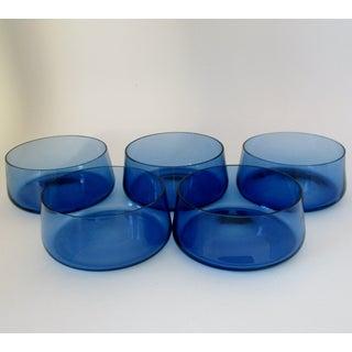 Jacob Bang Glass Bowls, Set of 5 Preview