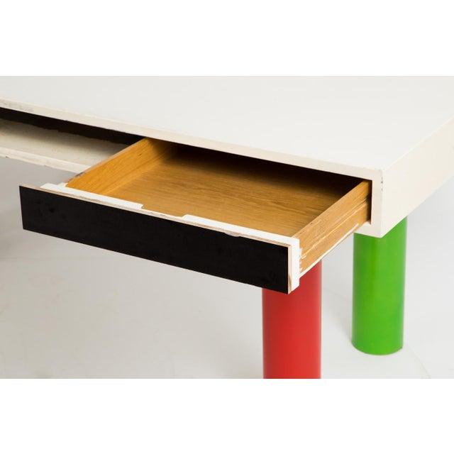 1950s Pop Art/Modern Desk For Sale - Image 11 of 12
