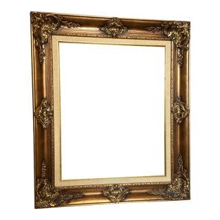 Vintage French Gold Frame