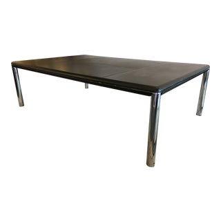 Charles Pfister for Knoll Executive Desk or Dining Table For Sale