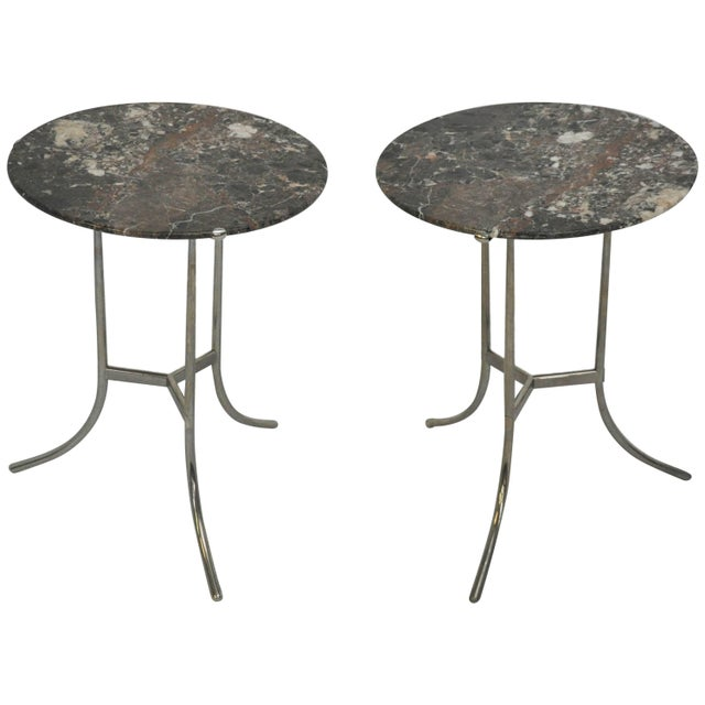 Cedric Hartman Side Tables For Sale - Image 10 of 10