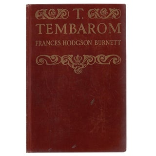 """T. Tembarom"" by Frances Hodgson Burnett, Illustrated c. 1913 For Sale"