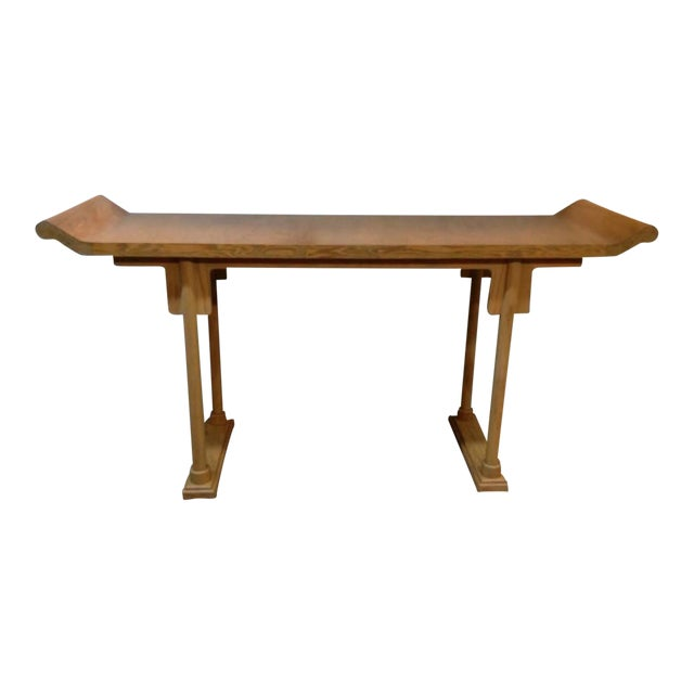 Asian Style Altar Table - Image 1 of 6