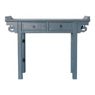 Chinese 2-Drawer Alter Table