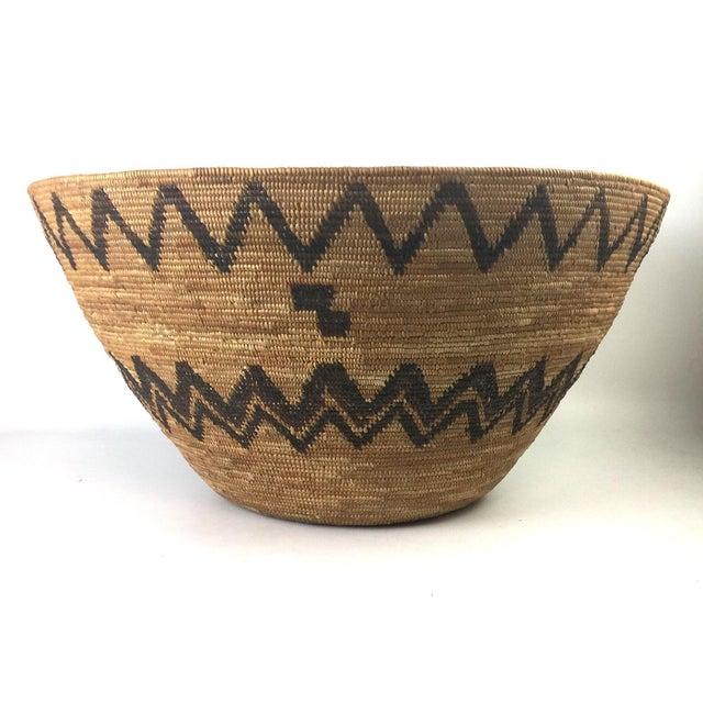 Yokuts Basket, circa 1890 - Image 3 of 7
