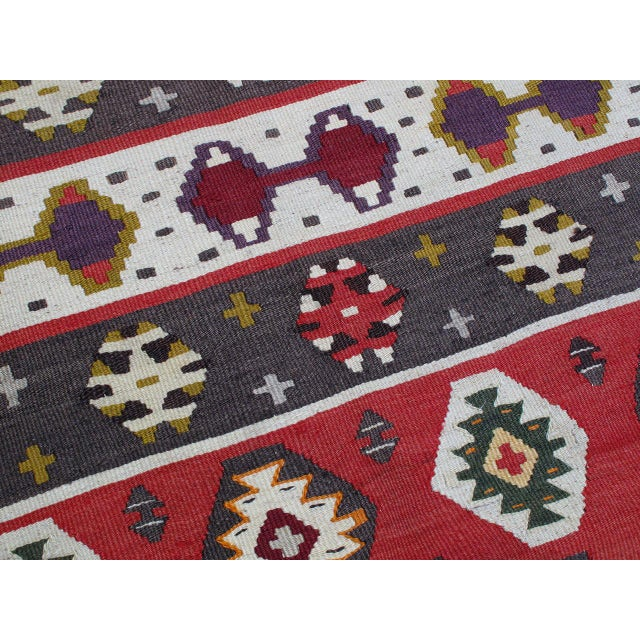 Balkan Kilim For Sale - Image 9 of 9