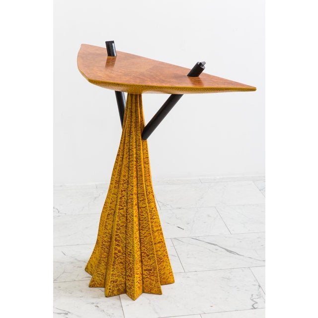 Wendell Castle Wendell Castle, Foyer Console Table, USA, 2003 For Sale - Image 4 of 9