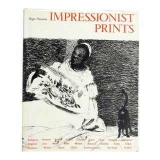 Roger Passeron Impressionist Prints Book For Sale
