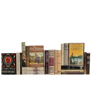 Mid-Century Classics in Dustjacket - Set of 20 For Sale