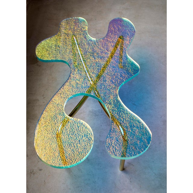 2010s Picasso Coffee Table by Artist Troy Smith - Contemporary Design - Artist Proof - Limited Edition For Sale - Image 5 of 7