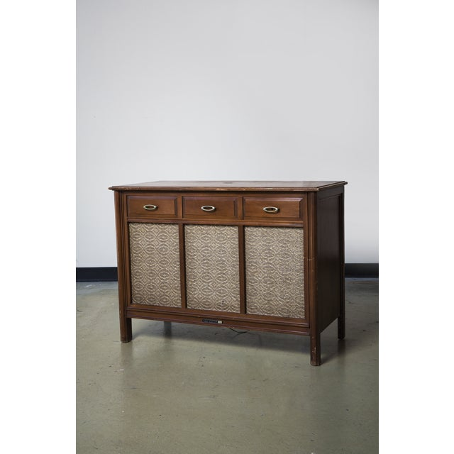 Mid-Century Rca Turntable Console - Image 2 of 4