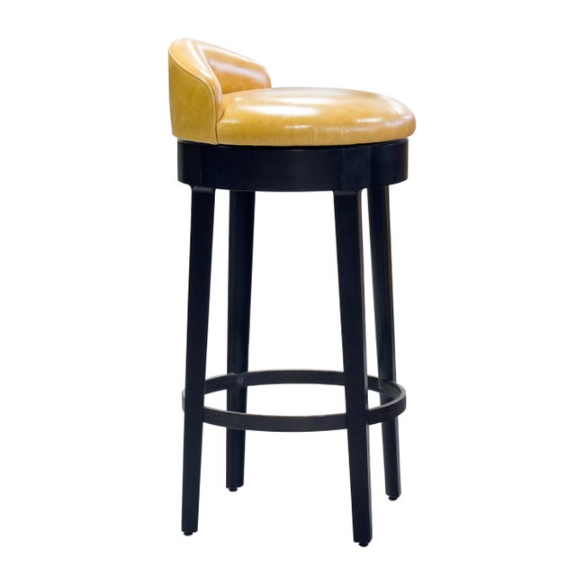 """Truex American Furniture Truex American Furniture""""Tip Top"""" Swivel Barstool One of Our Top 5 Selling Items For Sale - Image 4 of 4"""