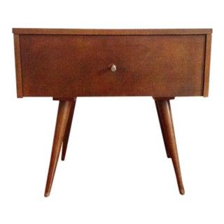 1960s Mid-Century Modern Paul McCobb Planner Group Single Drawer End Table