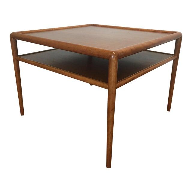 T.H. Robsjohn-Gibbings for Widdicomb Square Table For Sale