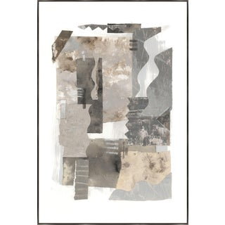 Kenneth Ludwig Print on Canvas, Harmonized II by Richard Ryder For Sale