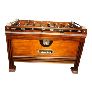 1940's Foosball Table For Sale