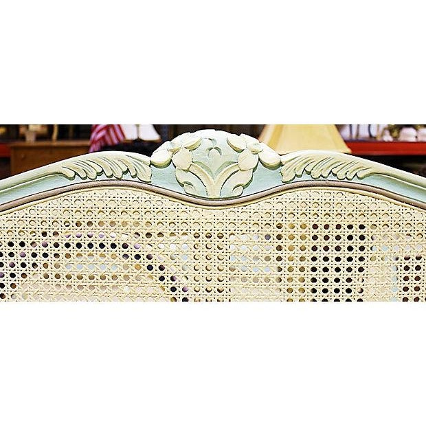 French Country California King Headboard For Sale - Image 4 of 7