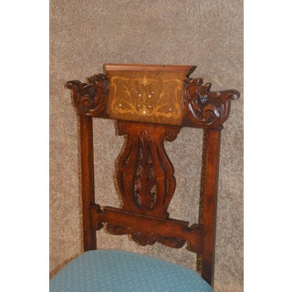 1940s Edwardian Style Side Chair Preview