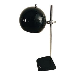 Mid-Century Modern Black Tensor Task Lamp For Sale