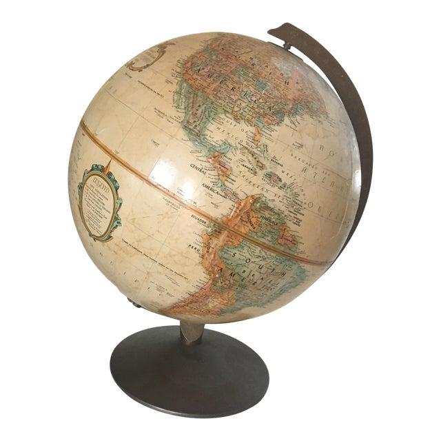 "Vintage 1990 Replogle World Classic Series 12"" Diameter Globe For Sale"