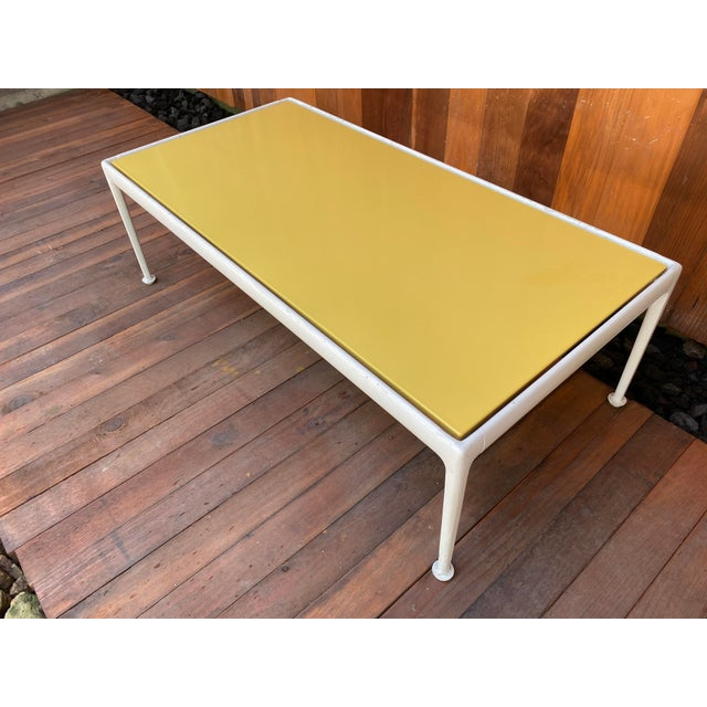Mid Century Richard Schultz for Knoll Coffee Table For Sale - Image 9 of 9