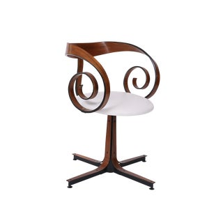George Mulhauser Sultana Chair for Plycraft For Sale