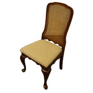 Kincaid Furniture Italian Provincial Cane Back Dining Side Chair Preview