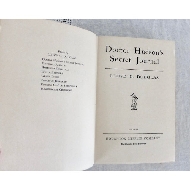 'Doctor Hudson's Secret Journal' is the exactly the kind of book I'd like to plant on my coffee table as the perfect Art...