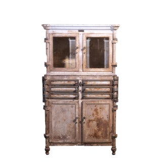 1920s Lee Smith and Son Dental Cabinet For Sale