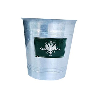 French Champagne Canard-Duchene Bucket