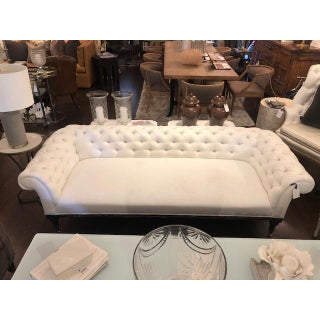 1920's Vintage Tufted Chesterfield Sofa Preview