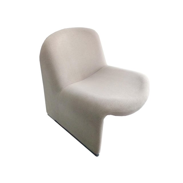 1970s 1970s Vintage Giancarlo Piretti for Castelli Italian Alky Chair For Sale - Image 5 of 9