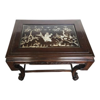 Antique Japanese Tea Table