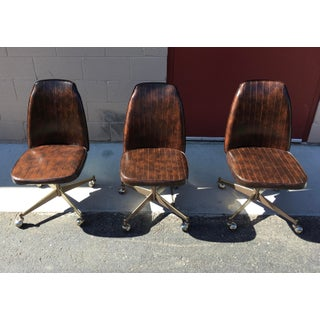 1960s Brody Dinette Chairs - Set of 3 Preview