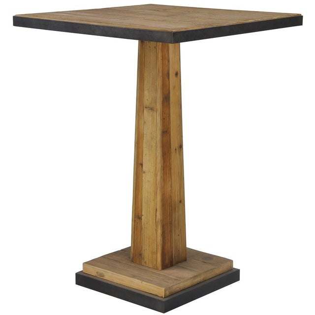 Sarried Ltd Patrick Bar Table For Sale In Raleigh - Image 6 of 6