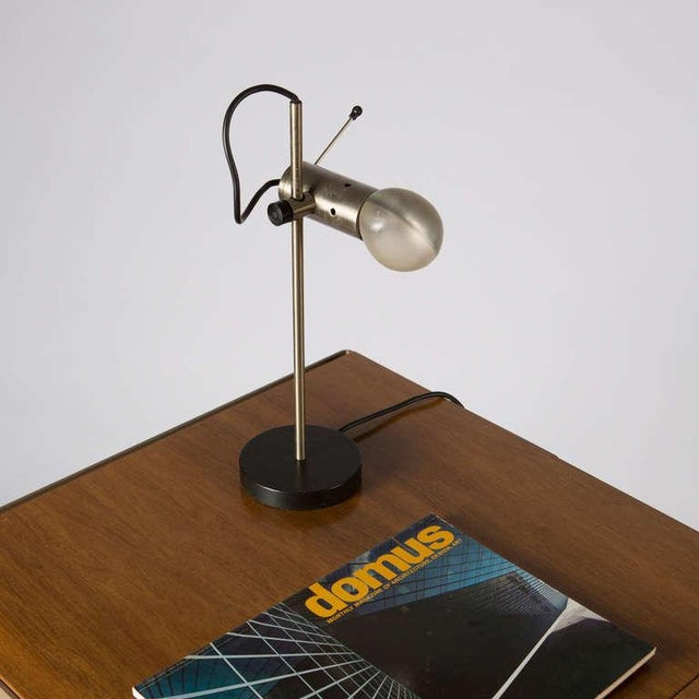 Table Lamp by Tito Agnoli for O-Luce For Sale - Image 9 of 10