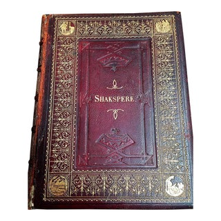19c Works of Shakespere Imperial Edition by Charles Knight Vol II With Illustrations on Steel