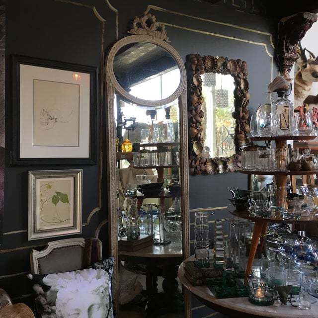 Antique French Mirror For Sale - Image 10 of 10