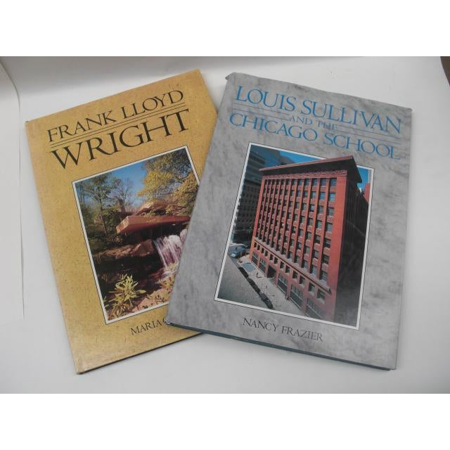 Vintage Architectural Coffee Table Books - A Pair - Image 2 of 7