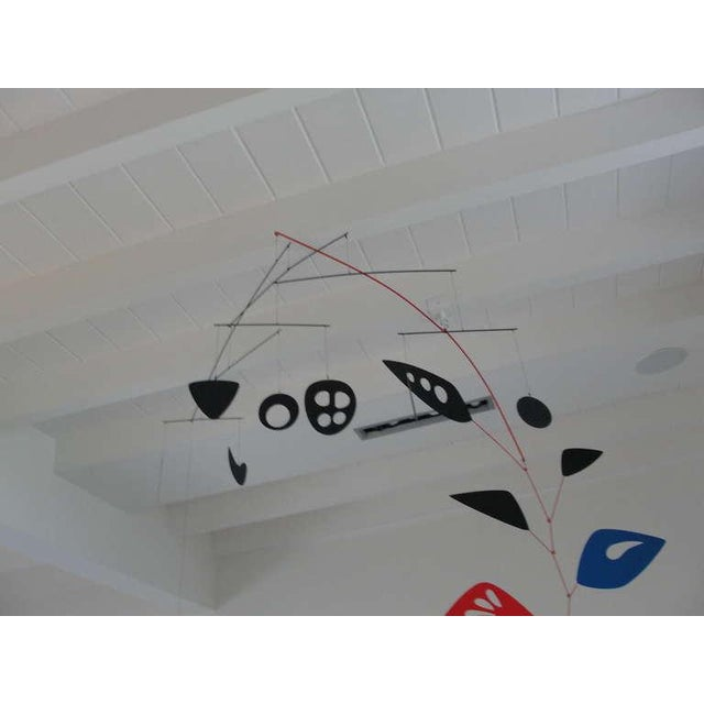 Hanging Mobile in the Manner of Calder - Image 4 of 5