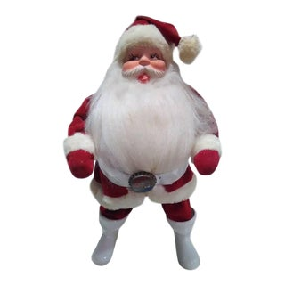 VINTAGE HAROLD GALE PEPSI COLA SANTA CLAUS FIGURE/DOLL For Sale