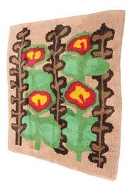 Image of Mid-Century Modern Textile Art
